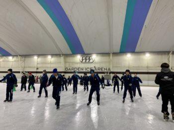 スケート実習